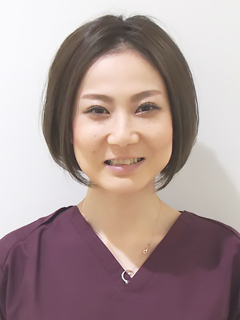 歯科医師 畠 容子